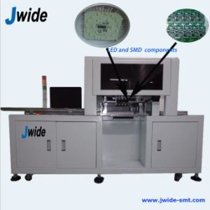 Chinese Made SMD Pick and Place Machine pictures & photos