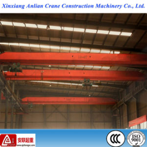 Traveling Workshop Crane 5ton Single Girder Overhead Crane pictures & photos