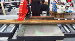 Wood Pneumatic Cut-off Saw Cutting Machine Mj476 with Pretty Price pictures & photos