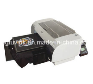 A3 Size Flatbed Direct to Garment Dgt Printer pictures & photos