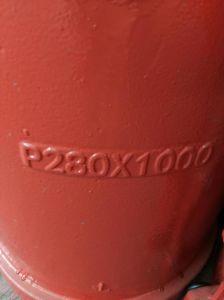 Repair Clamp P280X1000, Repair Collar, Encapsulation Collar, Split Collar for PE, PVC Pipe, on-Line Leak Repair pictures & photos