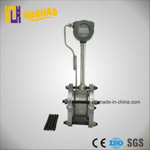 Temperature Compensation Vortex Flowmeter for Liquid/Gas/Steam (JH-VFM-LUGB) pictures & photos