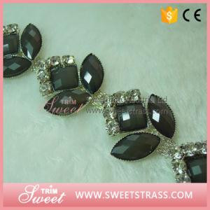 Rhinestones Fashion Chain, Fashion Shoe Accessories Sandal Chain pictures & photos