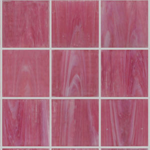 Pink Color Mosaic Crystal Stone Mosaic pictures & photos
