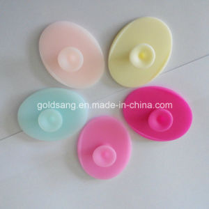 Safe and Non-Toxic Silicone Face Washing Brush for Deep Cleaning pictures & photos