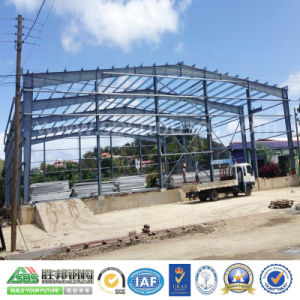 High Quality Steel Structure Workshop in Saint Lucia pictures & photos