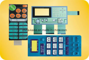 High Quality Customed Thin Membrane Switch pictures & photos