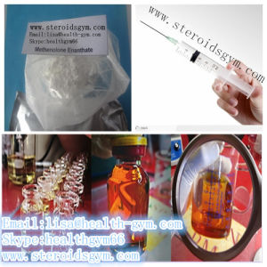 Muscle Gain Primobolan CAS: 303-42-4 Methenolone Enanthate