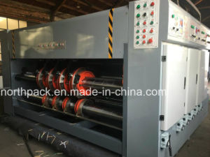 GSYKM Automatic High Speed Printing Slotting Die-cutting Machine pictures & photos