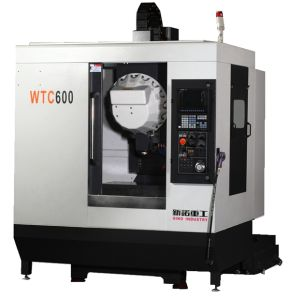 Wtc600 Tapping Machine Center pictures & photos