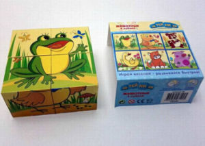 New Design OEM Magic Puzzle Cube pictures & photos