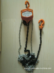 2 Ton Manual Chain Block with G80 Chain pictures & photos