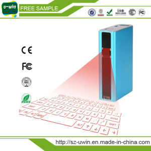Cheap Bluetooth Laser Keyboard for Mobile Phones with Mouse Function pictures & photos