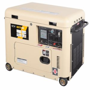 Silent Diesel Generator with Optional Spare Parts pictures & photos