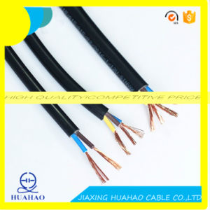 3X1.5mm2 Copper Conductor PVC Sheath Flexible Cable pictures & photos