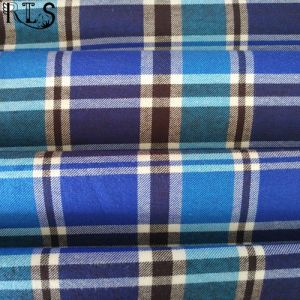 100% Cotton Poplin Yarn Dyed Fabric Rls40-25 pictures & photos