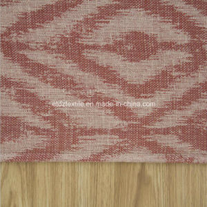 2016 New Morden Polyester Piece Dyed Linen Like Curtain Fabric pictures & photos