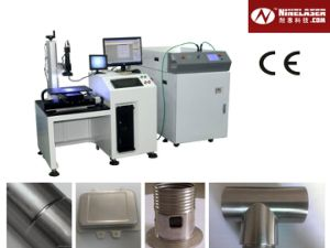 Fiber High Frequency Laser Welding Machine with CE pictures & photos