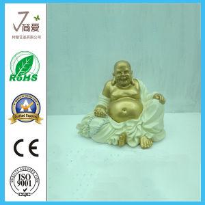 Resin Maitreya Figurine Polyresin Buddha pictures & photos