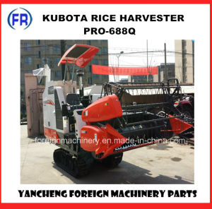 Kubota Rice Combine Harvester pictures & photos