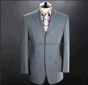 Wholesale OEM Top Quality Men′s Fashion Suit Jacket pictures & photos