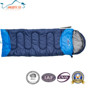 Heated and Comfortable Sleeping Bag Used Camping