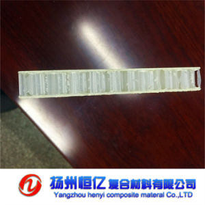 Gelcoat Smooth FRP Coated PP Honeycomb Sandwich Panel pictures & photos