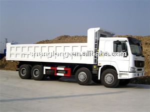 8X4 Sinotruk 31tons Heavy Truck pictures & photos