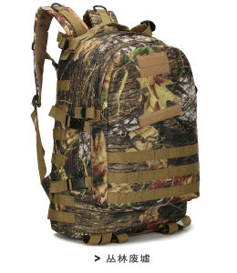 35L Molle Assault Pack Backpack/Rucksack Military Cadet Army Bag pictures & photos