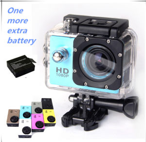 WiFi Waterproof Sport Camera with 5MP Videos Recorded1080p Camera