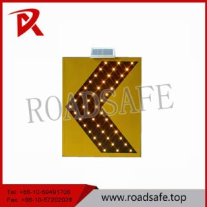 Road Safety Informative Solar Traffic Sign Board pictures & photos