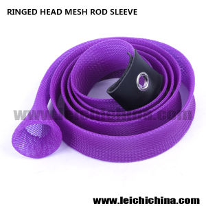 Ringed Head Mesh Rod Sleeve Rod Sock pictures & photos