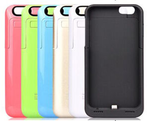 3500mAh External Power Bank Battery Backup Case for iPhone 6 pictures & photos