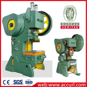 Mechanical Power Press, C-Frame Punch Press, Mechanical Eccentric Punching Press (J23 Series) pictures & photos
