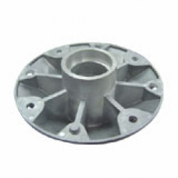 Aluminum Alloy Material Die Casting CNC Precision Machined Assembly Part for Bearing Housings