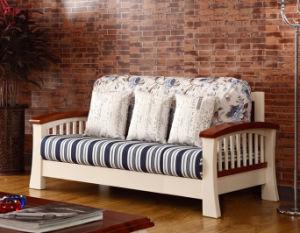 Latest Design Wooden Sofa Furniture Living Room Sofas pictures & photos