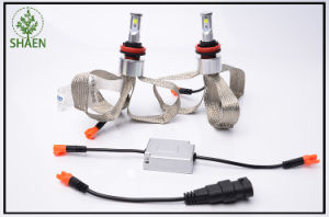 Super Bright 60W 6000lm LED Auto Headlight pictures & photos