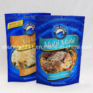 Punching Plastic Printing Food Packaging Bags pictures & photos