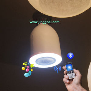 Bluetooth Speaker with LED Light pictures & photos
