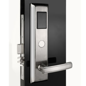 High Security Electronic Lock for Hotel Stainless Steel House and Office Sensor Lock pictures & photos