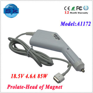 High Quality USB DC Car Charger for Apple 18.5V 4.6A 85W A1172