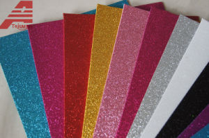 EVA Glitter Sheets for Crafts pictures & photos