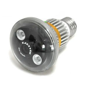 Bulb CCTV Security DVR Camera with Remote Control Light, Camera