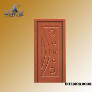 PVC Wooden Door pictures & photos
