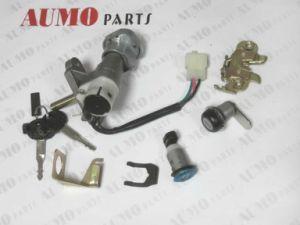 CPI Gtx50 Gtx125/Qingqi Qmt125-10r Qm50t-10r Ignition Switch Lock Set pictures & photos