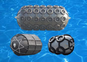 Marine Rubber Fender for Dock pictures & photos