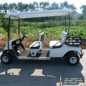 Hot Sale 4 Seat Utility Vehicle (JD-GE502C) pictures & photos
