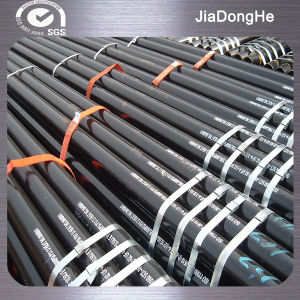 Schedule 40 Black Steel Pipe pictures & photos
