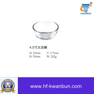 2017 New Design Hot Sale High-Quality Glass Fresh Bowl with Good Price pictures & photos