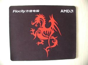 Game Player Mouse Pad with Sublimation Printing pictures & photos